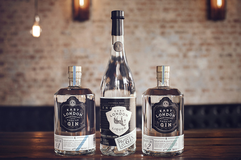 London & Gin… two of the hippest things on the planet right now!