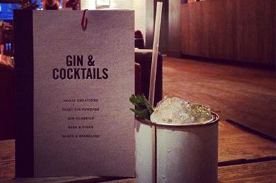 London Gin Momento Travel Group